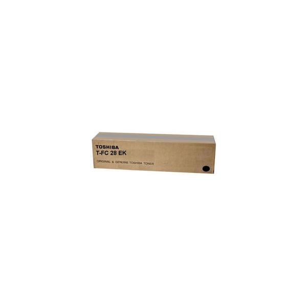 TOSHIBA Toner T-FC28K, black, für E-Studio 2330c, E-Studio 2820c, E-Studio - Original
