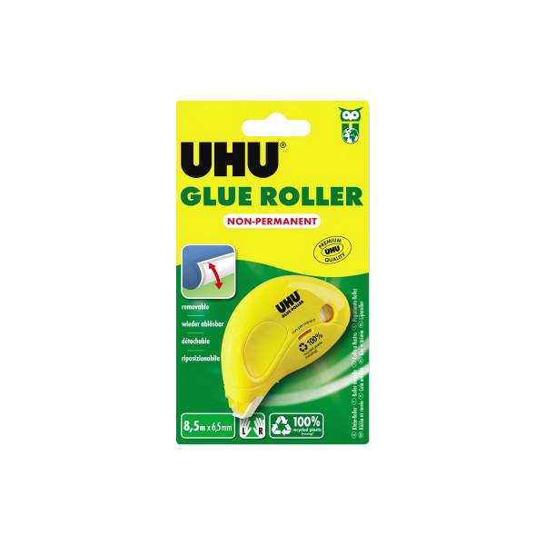 Uhu Kleberoller Glue non-permanent 6,5mm x 8,5m