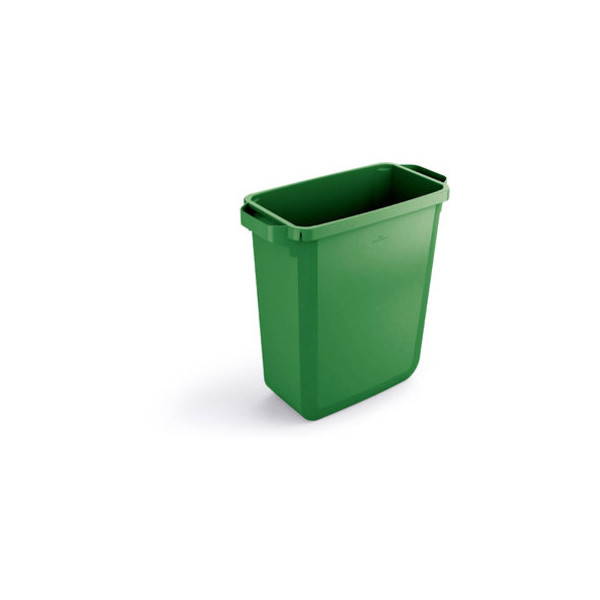 Durable Abfalltonne DURABIN 60 Liter grün