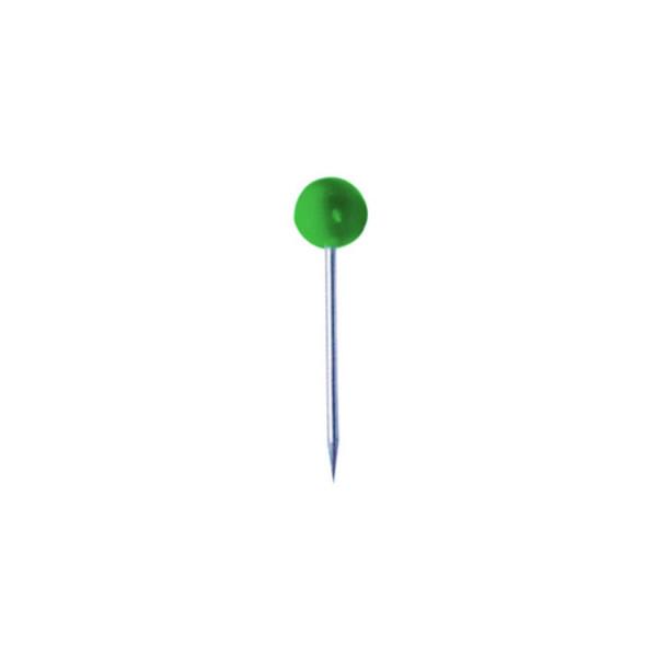 Durable Markiernadeln Eisbär hellgrün Ř 4mm Spitze 15mm 100 Stück