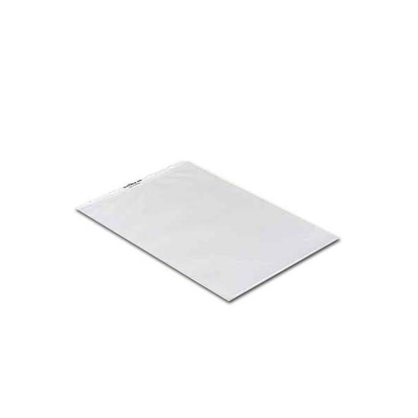 Durable Tischflipcharthüllen A4-hoch genarbt farblos 10 Stück