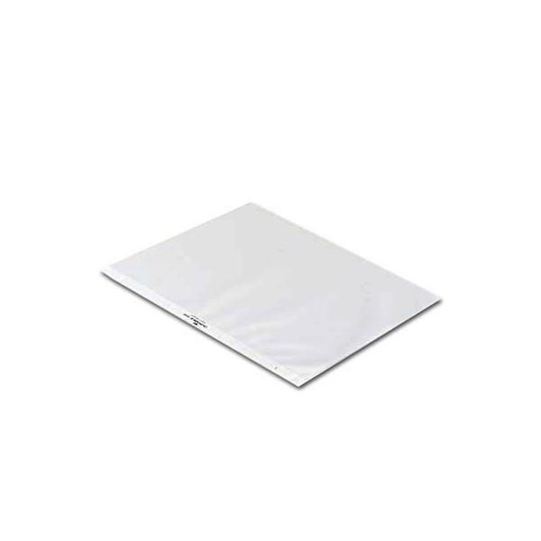 Durable Tischflipcharthüllen A4-quer genarbt farblos 10 Stück