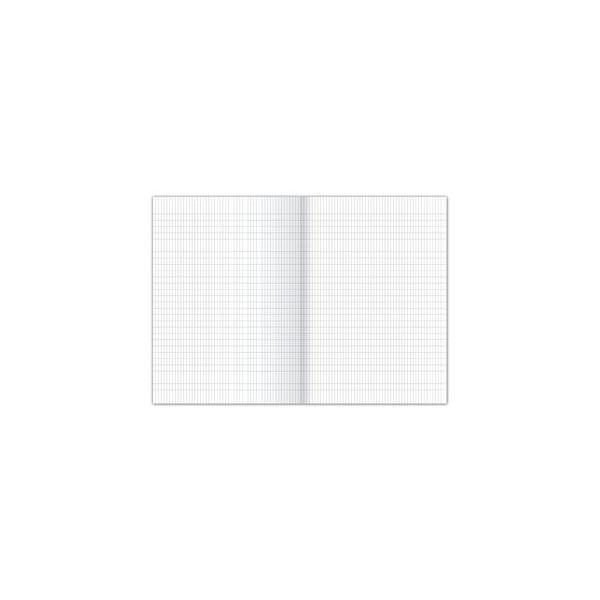 Ursus Kanzleipapier A3 auf A4 gefalzt rautiert ohne Rand weiß 250 Blatt