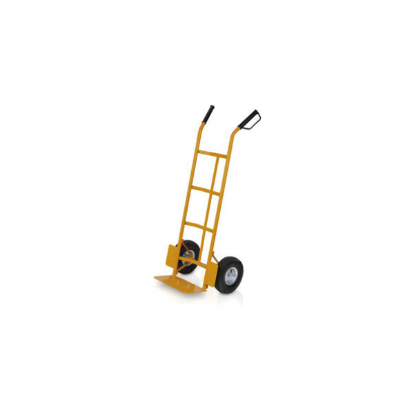 VISO Sackkarre RP200FX tragfähig bis 200kg gelb 48x25,5cm Stahl