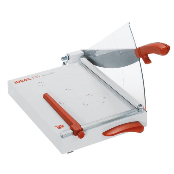 Ideal 1135 A4 Hebelschneider Schneidemaschine bis 2,5 mm