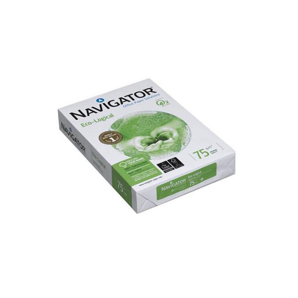 Navigator Eco Logical A4 75g Kopierpapier weiß 500 Blatt