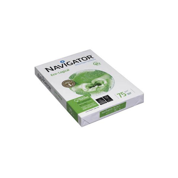 Navigator Eco Logical A3 75g Kopierpapier weiß 500 Blatt