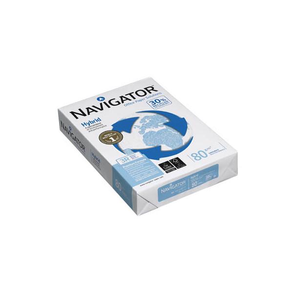 Navigator Hybrid A4 80g Kopierpapier weiß 500 Blatt