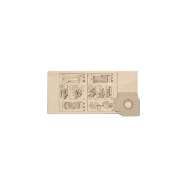 Kärcher Staubsaugerbeutel für Teppichbürstsauger CV 30/1, CV38/1 etc. 10 Stück