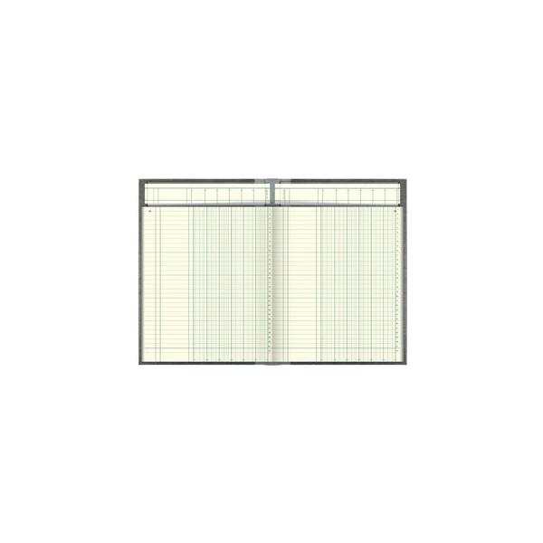 König&Ebhardt Spaltenbuch 86-11063 A4 144 Blatt mit Kopfleiste 6 Spalten über 1 Seite