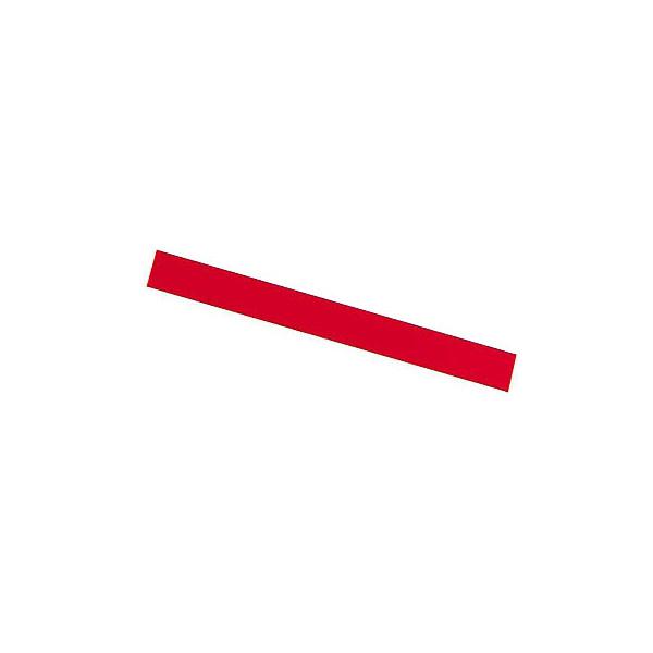 Legamaster Magnetstreifen 300 x 10mm rot 6 Stück