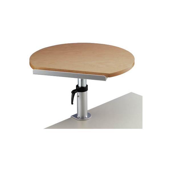 Maul Tischpult ergonomisch mit Klemme