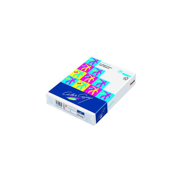Mondi Color Copy A4 300g Laserpapier weiss satiniert 125 Blatt