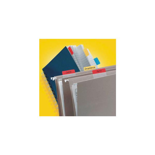 Post-it Index Haftstreifen strong 686-F1 für Ordner flache Index 6x4 St