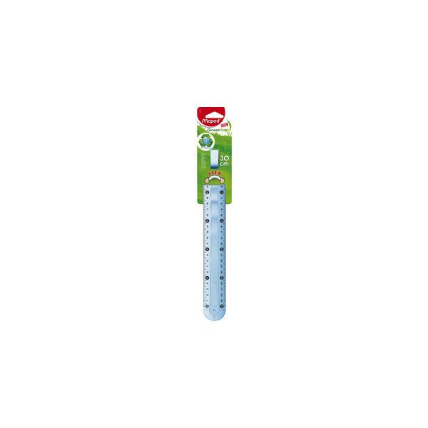 Maped Lineal Kunststoff flexibel transp. 30cm