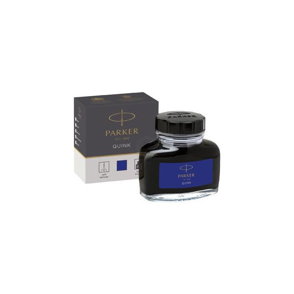 (7,89 EUR/100 ml) Parker Füllertinte Quink 1950377 königsblau 57ml im Glas