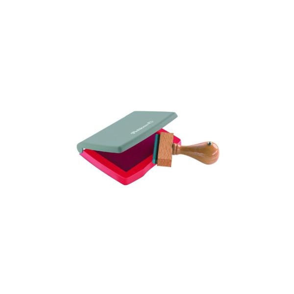 Pelikan Stempelkissen für Gummist.Gr.3E ohne Öl rot