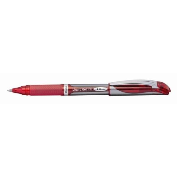 Pentel Gelschreiber XM BL60 rot 1,0mm EnerGel