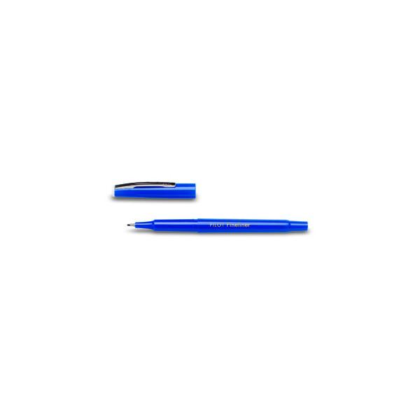 Pilot Fineliner SW-PPF blau 0,4 mm mit Kappe