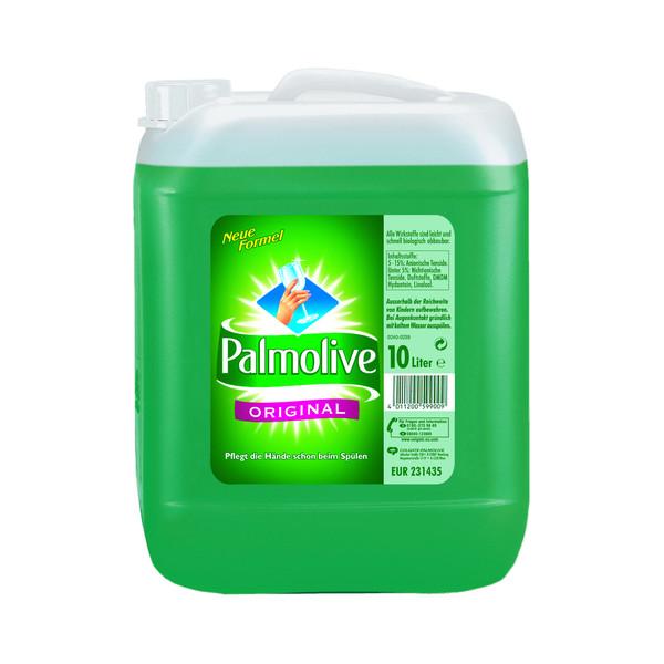 (2,16 EUR/1 l) Palmolive Spülmittel Original dermatologisch getestet Kanister 10 Liter