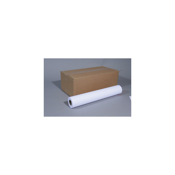 Rauch Plotterpapier 91650 297mm x 50 m 90g hochweiss satiniert 1 Rolle