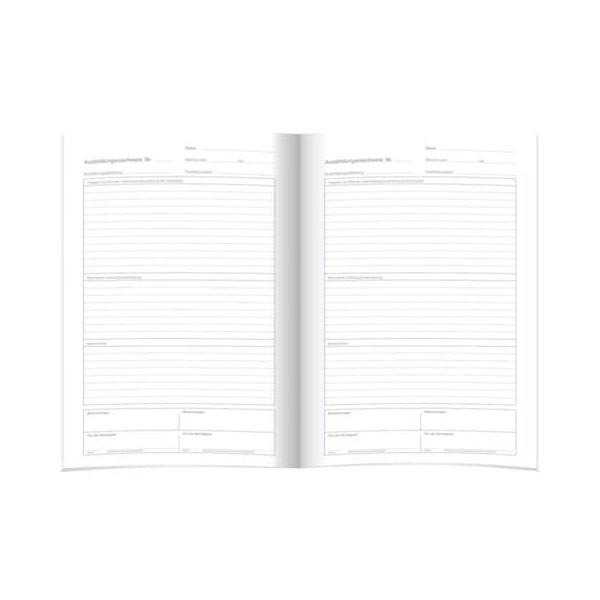 RNK Berichtsheft 5063 für IHK Berlin Wochenbericht A4 28 Blatt