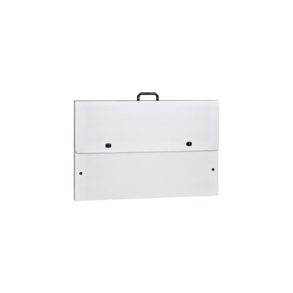 Rumold Zeichenkoffer A2 transp. 775x40x530 mm
