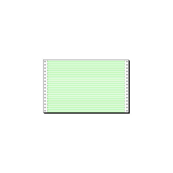 Sigel Endlospapier 08336, A4 quer mit Leselinien, 1-fach, 8 Zoll x 330 mm, 2000 Blatt