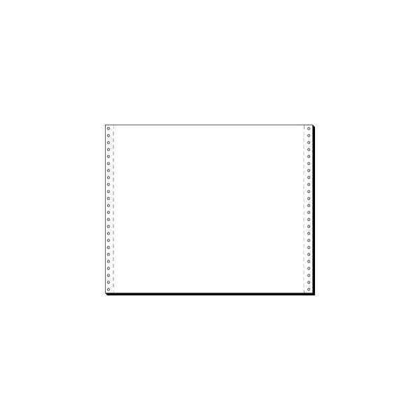 Sigel Endlospapier 12368, A3 quer blanko, 1-fach, 12 Zoll x 375 mm, 2000 Blatt