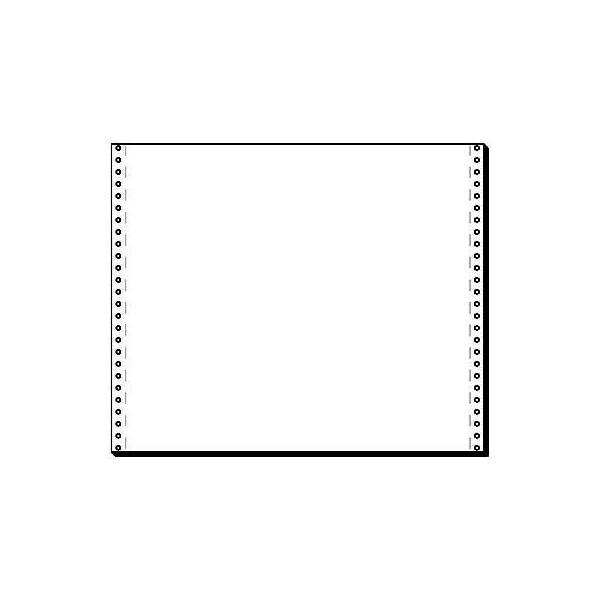 Sigel Endlospapier 12378, A3 quer blanko, 1-fach, 12 Zoll x 375 mm, 2000 Blatt