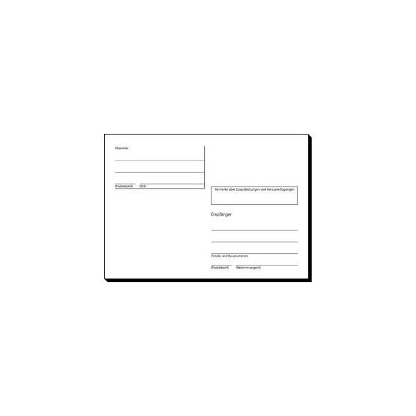 Sigel Adressaufkleber selbstklebend A6 quer AS600