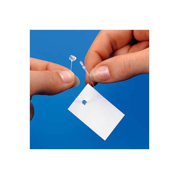 Sigel Nylonfaden für Hängeschild farblos 0,5 x 125 mm ZB340