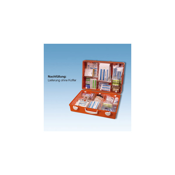 Söhngen Nachfüllset für Erste-Hilfe-Koffer Hotel & Gastronomie DIN 13157