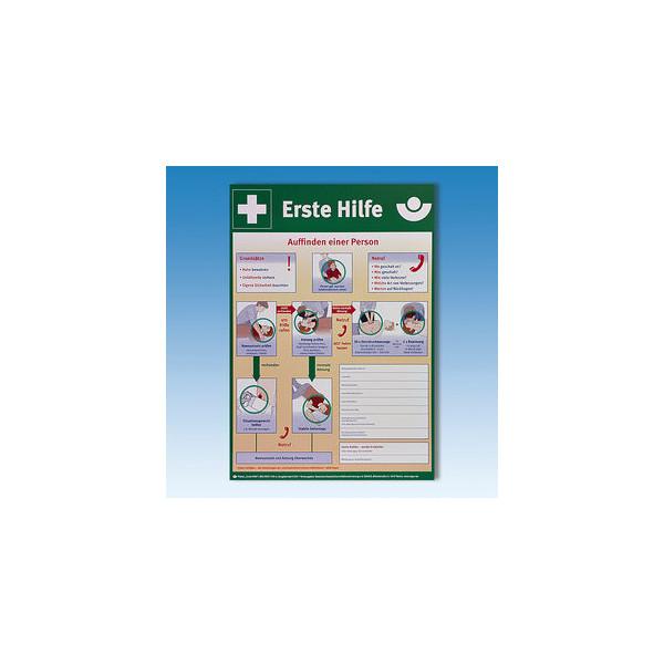 Söhngen Erste-Hilfe-Anleitung Papierplakat BGI 510-1 59 x 41cm