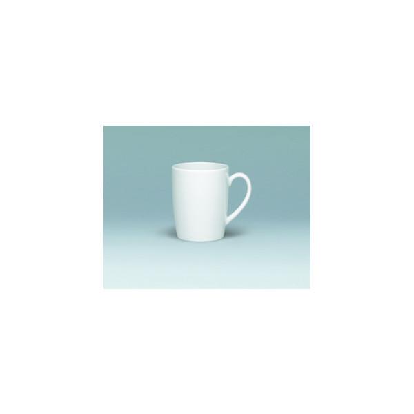 Schönwald Kaffeetasse Form 98 300ml weiß Porzellan 6 Stück