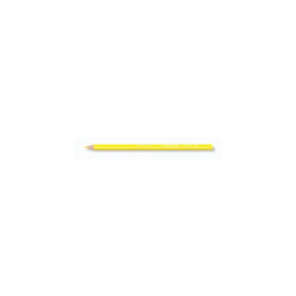 Staedtler Buntstift ergosoft gelb 3mm 3eckig