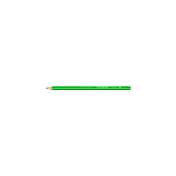 Staedtler Buntstift ergosoft grün 3mm 3eckig