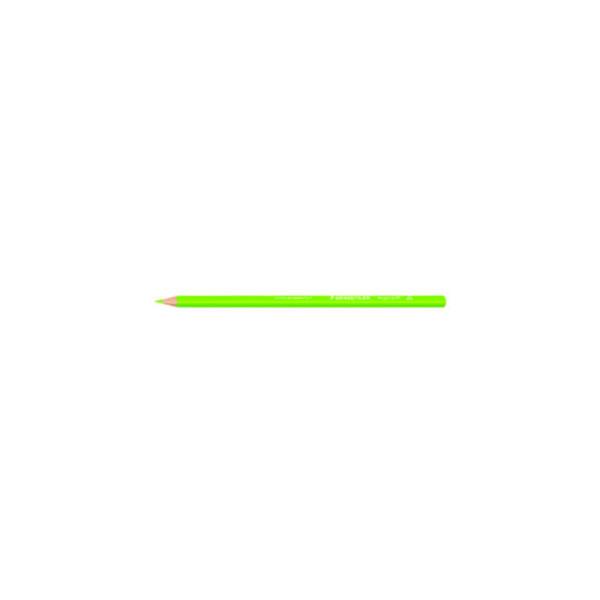 Staedtler Buntstift ergosoft gelbgrün 3mm 3eckig
