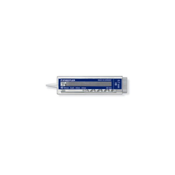 Staedtler Druckbleistiftminen 0,7mm HB Carbon 40 St