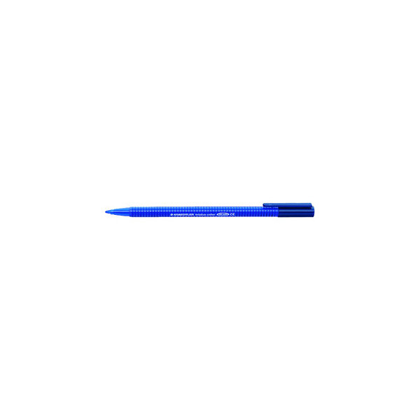 Staedtler Fasermaler triplus color auswaschbar blau 1mm