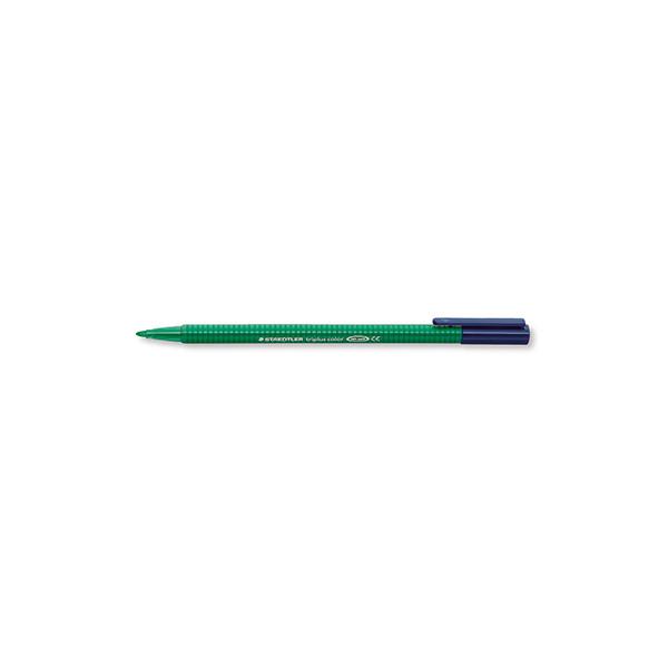 Staedtler Fasermaler triplus color auswaschbar grün 1mm