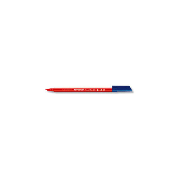 Staedtler Faserschreiber auswaschbar rot 1mm
