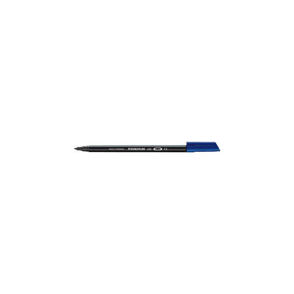 Staedtler Faserschreiber auswaschbar schwarz 1mm