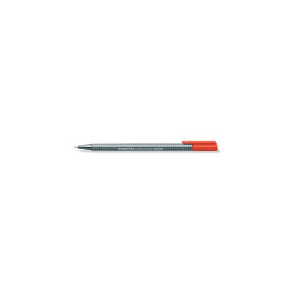 Staedtler Fineliner Triplus rot 0,3 mm