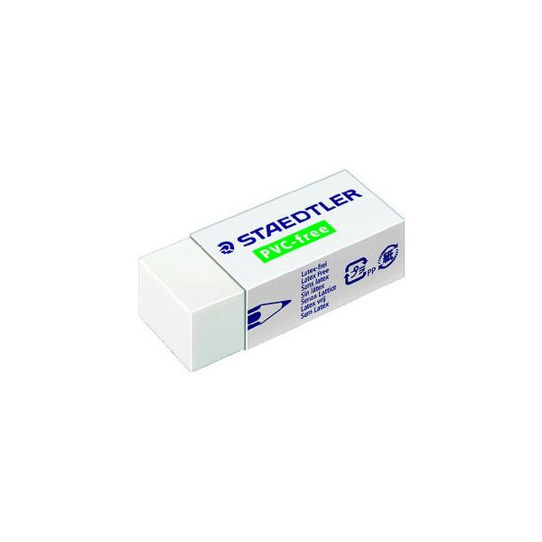 Staedtler Radiergummi 43 x 19 x 13 mm PVC-frei weiß
