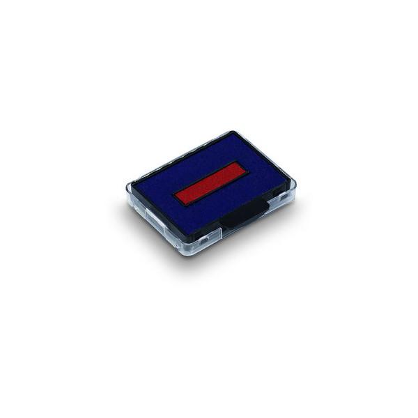 Trodat Stempelkissen Profil 5430 blau/rot 2er