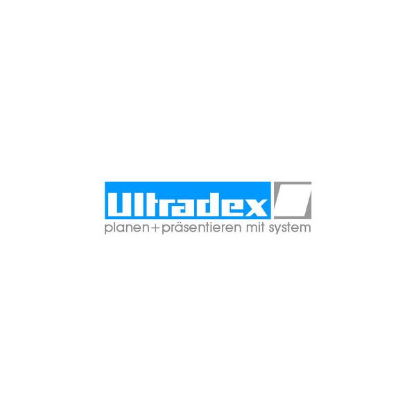 Ultradex Magnetschiene 70 x 15mm braun 8 Stück