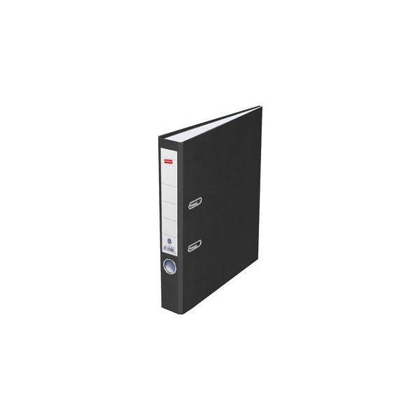 Ordner A4 schwarz 50mm schmal