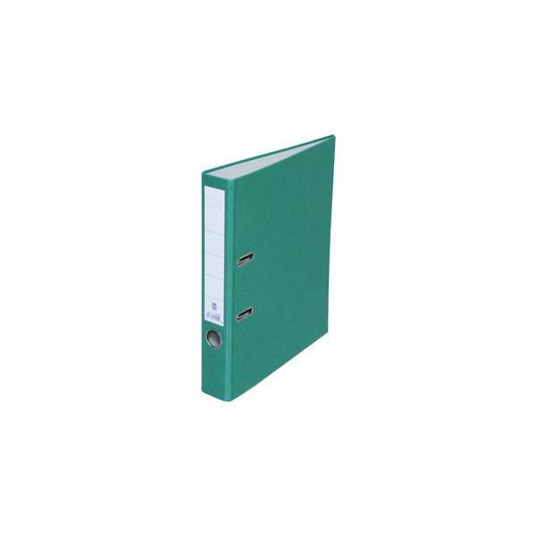 Ordner A4 grün 50mm schmal