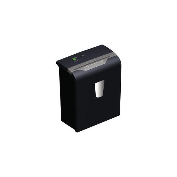 Staples Aktenvernichter SPL-DXC8E, 5359532, P3 Partikelschnitt 4x34mm, bis 6 Blatt